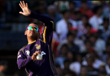 KKR reacts to Sunil Narine's report for suspected bowling action