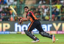 Vijay Shankar ruled out of IPL 2020