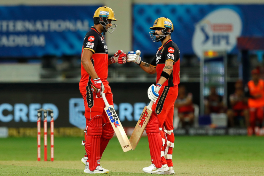 CSK vs RCB | Virat Kohli And Dube