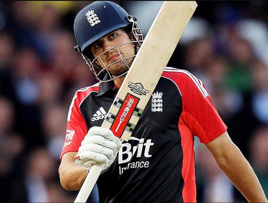 Alastair Cook - Best cricket bats