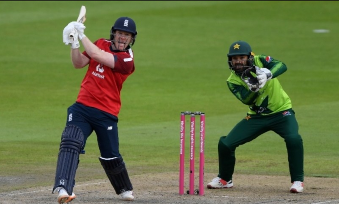 England tour to Pakistan to play T20I matches