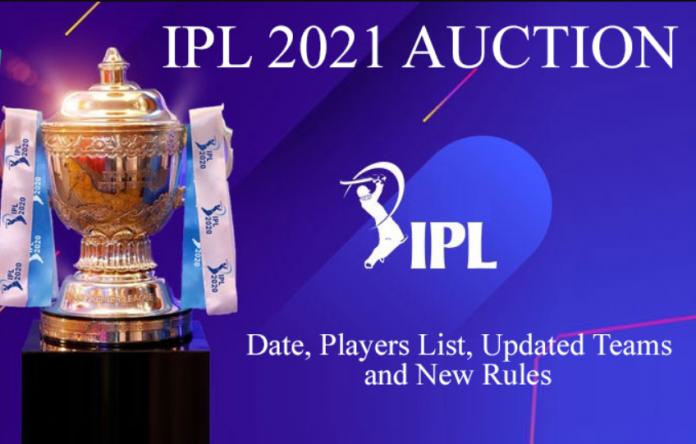 IPL 2021 Auction
