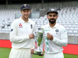 England vs India Test Match