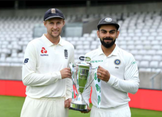 England vs India Test Match