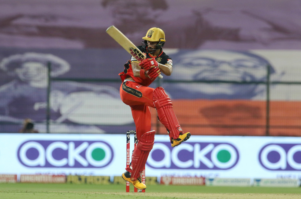 Padikkal scored his 4th IPL half-century in 40 deliveries
