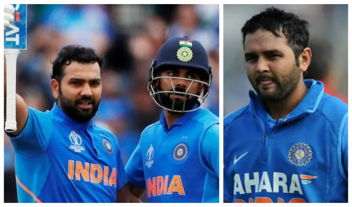 Parthiv Patel explains why Rohit Sharma is better that Virat Kohli