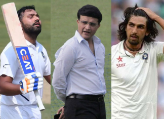 Ganguly updates on Rohit and Ishant return for India tour of Australia
