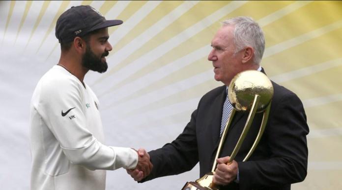 Allan Border praises Virat Kohli