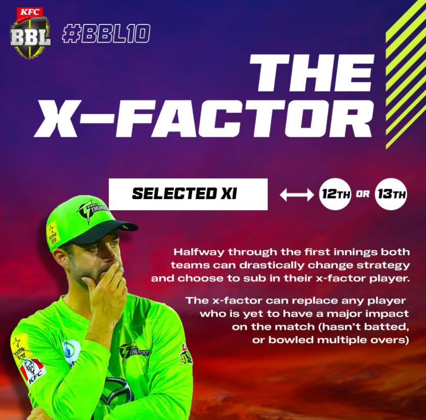 x factor rule