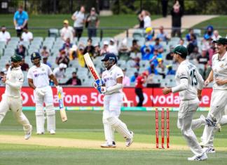 Australia vs India 1st Test match