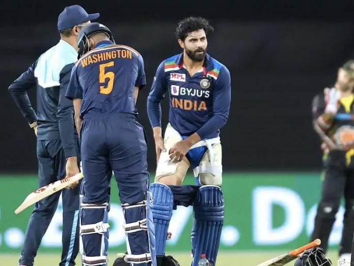 Jadeja injured in 1st T20 vs Australia