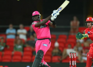 BBL 2020 Melbourne Renegades vs Sydney Sixers Highlights