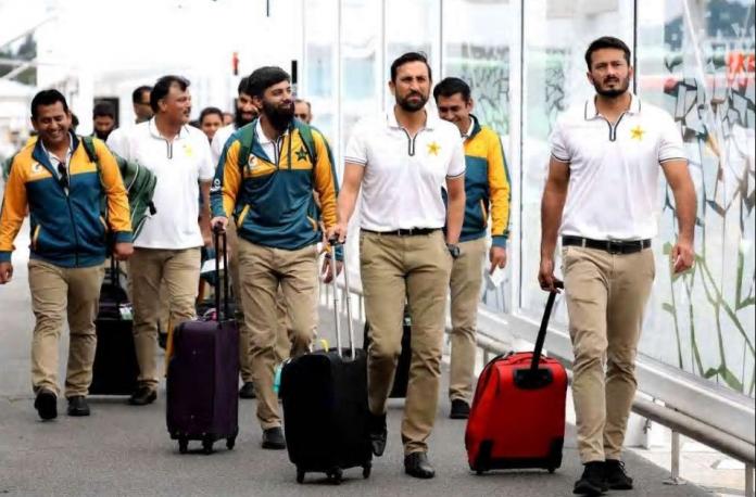 Pakistan cricketers