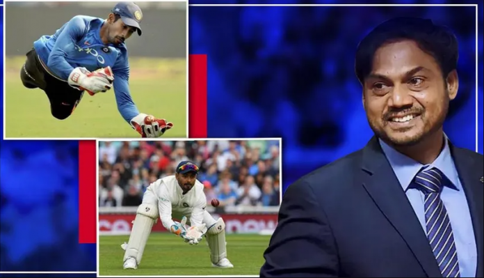 MSK Prasad picks the best wicket-keeper batsman on comparing Saha and Pant