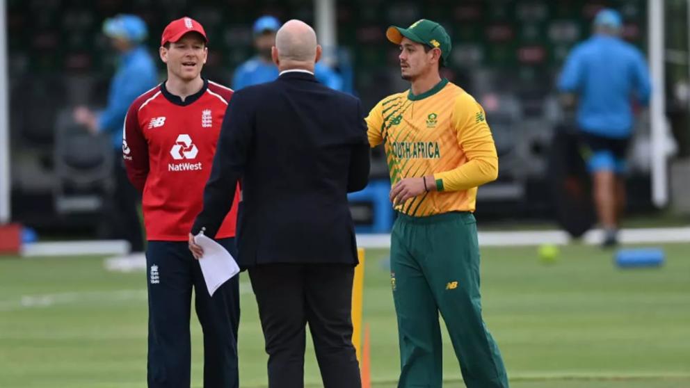 South Africa vs England 2nd ODI postponed