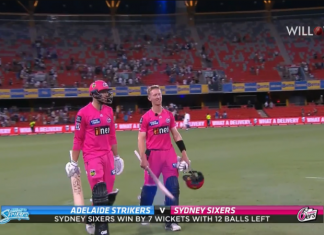 BBL 2020 Adelaide Strikers vs Sydney Sixers Highlights