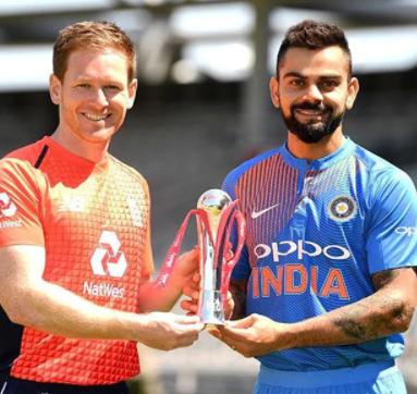 India vs England 2021 schedule