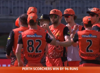 Perth Scorchers vs Melbourne Renegades Highlights