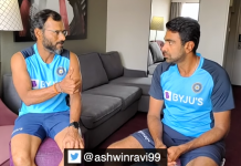 Sridhar in a youtube channel with Ashwin recalls the moment how Ravi Shastri motivated India towards a massive win against Australia