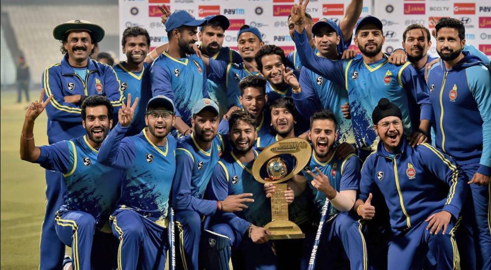 Syed Mushtaq Ali Trophy