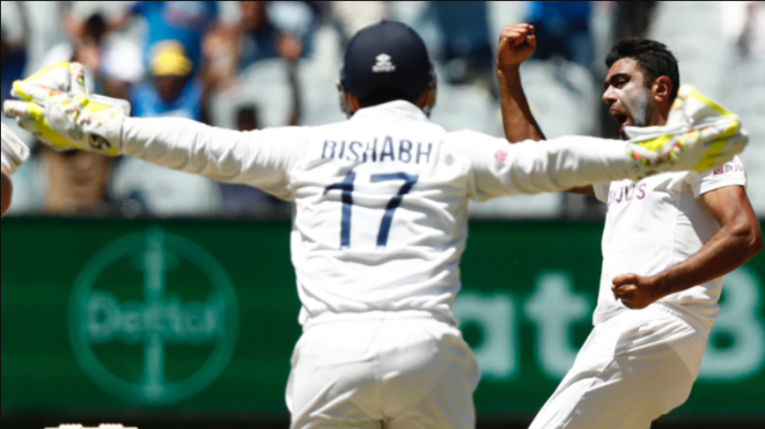 Ashwin backs Rishabh Pant and urges to stop comparing him with others