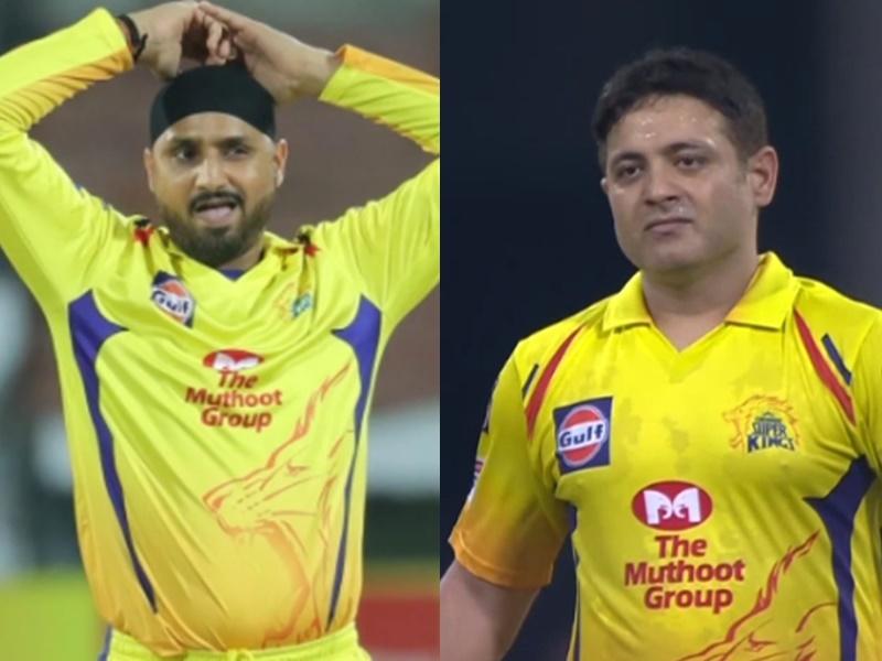 Harbhajan and Chawla in IPL Auction bowlers list
