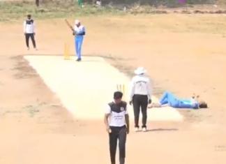 Maharashtra cricketer died while batting