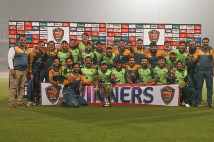 Pakistan beats South Africa in T20I series