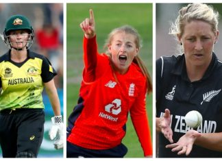 Top 10 Women's T20I batting, bowling and all-rounders ranking list
