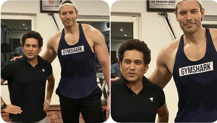 England Legends pacer Tremlett praises Sachin Tendulkar's fitness at 47