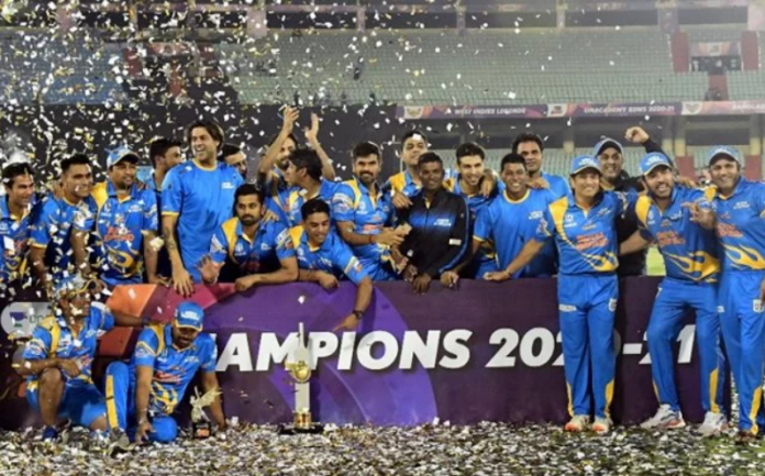 India Legends won the 2021 Road Safety World series