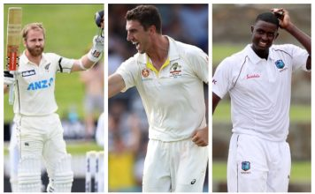 ICC men's Test ranking for batsmen, bowlers and all rounders