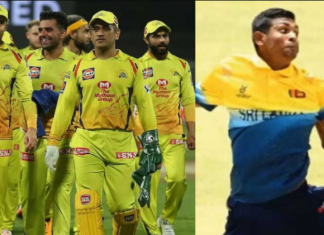 CSK includes Maheesh Theekshana in their reserve squad