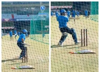 Sachin Tendulkar get part in the training camp for the Road Safety World Series 2021