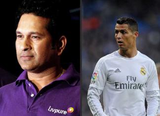 Sachin Tendulkar Ronaldo