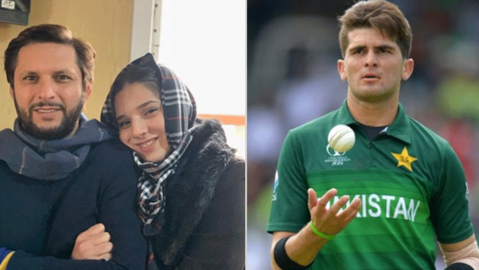 Shaheen Shah Afridi set to tie the knot with Shahid Afridi's Daughter