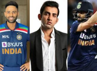 Gambhir slams Virat Kohli for dropping Suryakumar Yadav in the 3rd T20I vs England