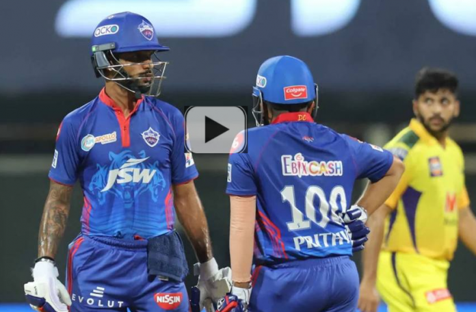 DC beats CSK by 7 wickets
