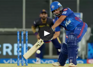Delhi Capitals bags their 5th victory of the IPL 2021 league match by beating KKR by 7 wickets.