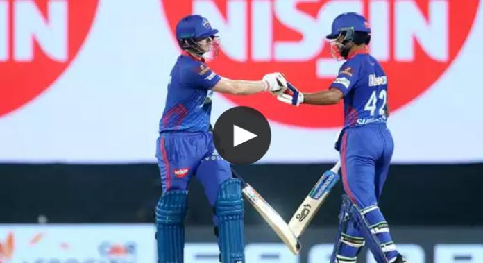 Delhi Capitals beats Mumbai Indians by 6 wickets