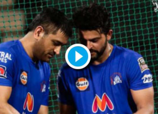 MS Dhoni and Suresh Raina starts training for the IPL 2021