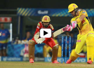 CSK made their first victory by beating Punjab Kings by 6 wickets
