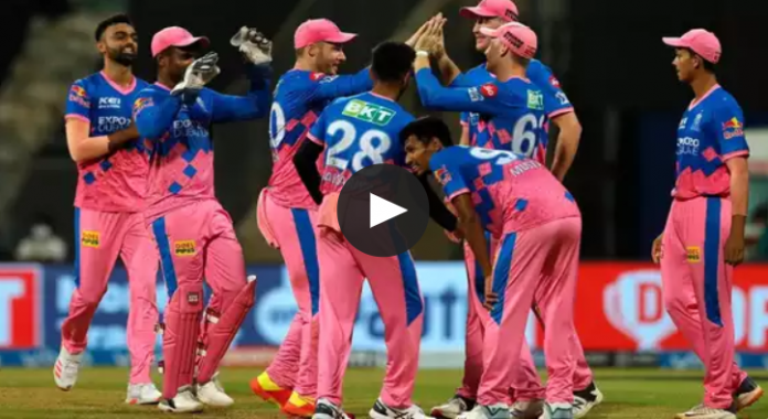Rajasthan Royals claims their second victory of the IPL 2021 by beating KKR by 6 wickets