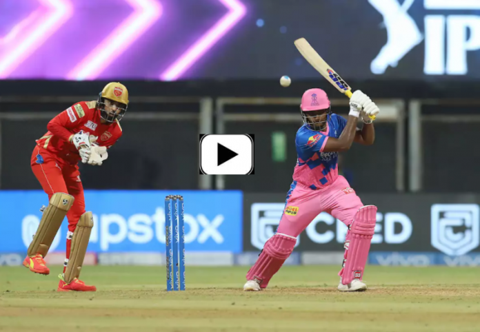 PBKS beats RR by 4 runs and register their maiden victory of the IPL 2021