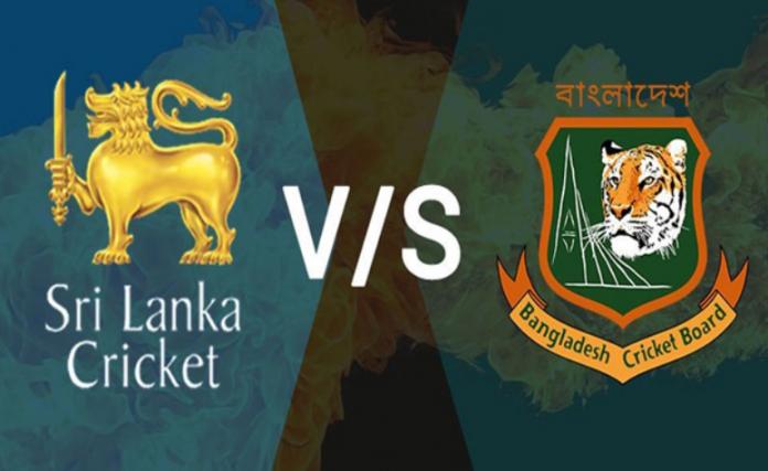 Sri Lanka vs BAngladesh 2021 Schedule