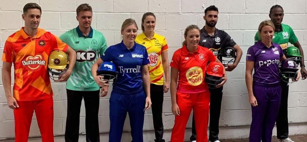 The Hundred Cricket - ECB