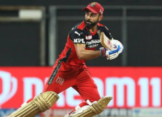 Virat Kohli becomes first player to reach 6000 runs in IPL
