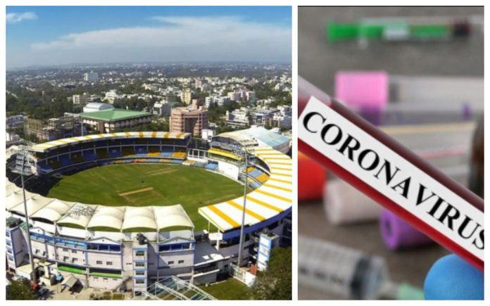 Eight groundsmen at Wankhede Stadium test positive for COVID-19