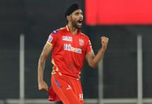 Harpreet Brar dismissed Virat Kohli, Maxwell and ABD in his debut match of IPL 2021