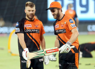 Kane Williamson replaces David Warner as the skipper for remaining matches in IPL 2021 season